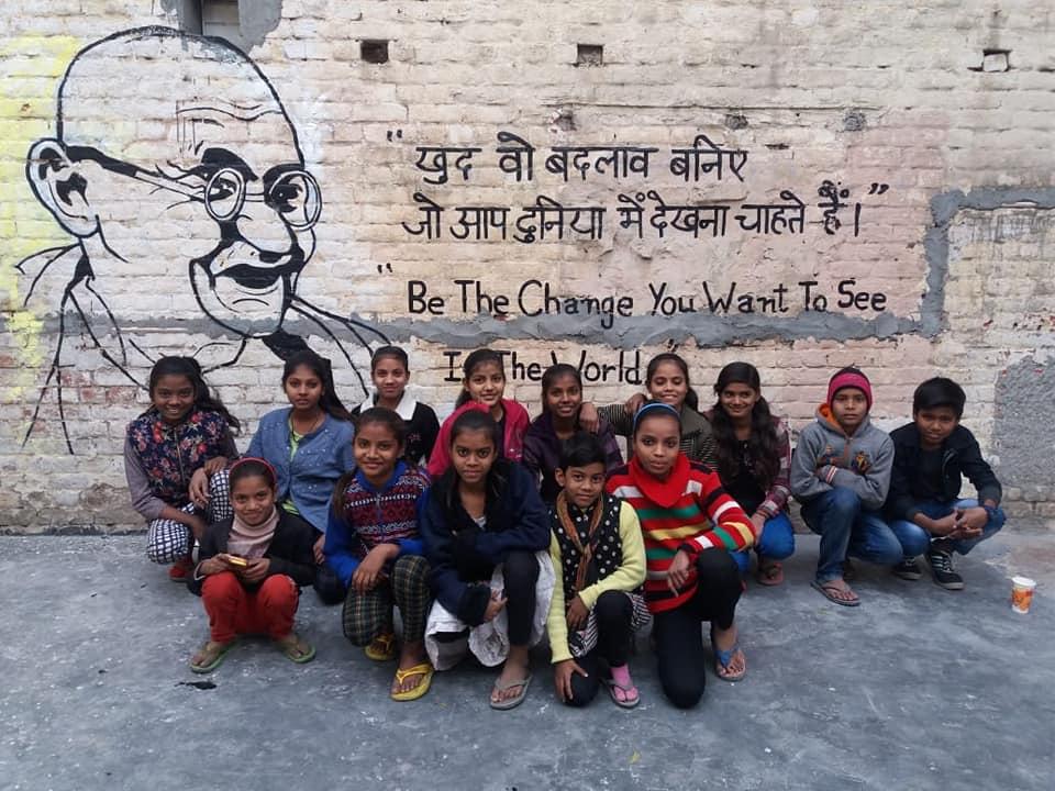 charities for underprivileged students noida